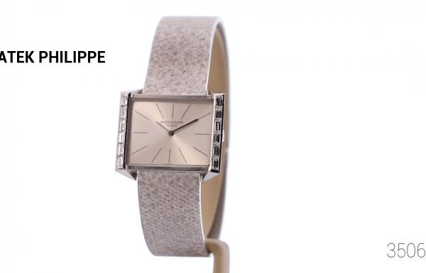 פטק פיליפ וינטג' 3506/2 Patek Philippe Vintage