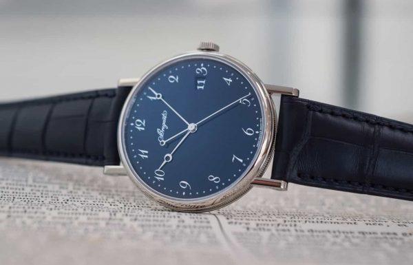 בריגה מציגה Classique 5177 עם לוח Grand Feu Blue