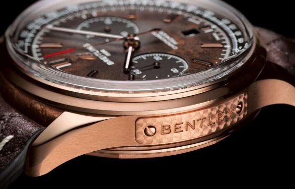 ברייטלינג מציגה את שעון ה-Premier Bentley Centenary