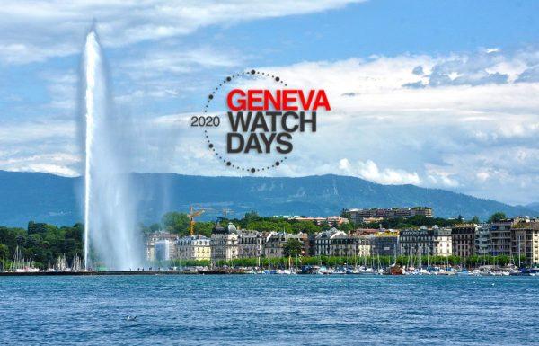 יוזמת Geneva Watch Days נדחית לסוף אוגוסט – בינתיים?