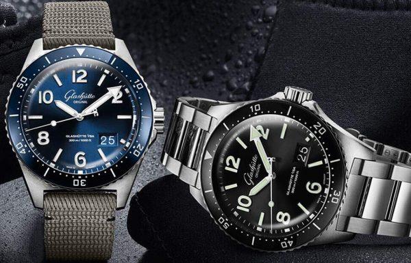 גלאסהוטה חוזרת לשוק שעוני הצלילה עם ה-SeaQ