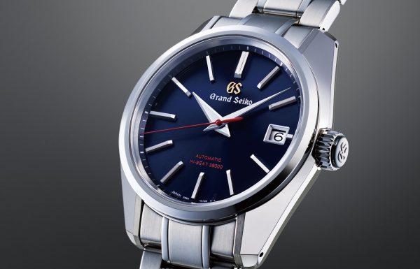 גרנד סייקו מציינת 60 שנה להיווסדה עם 4 שעונים חדשים