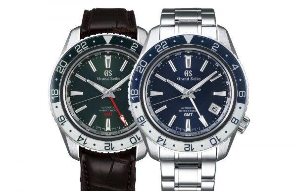 שעוני GMT חדשים מבית גרנד סייקו