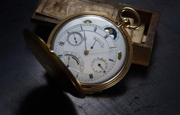 שעון הברגה הישן, מאת כפיר חדד