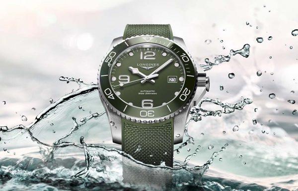 לונג'ין Hydroconquest בירוק – 3 שעונים חדשים מלונג'ין