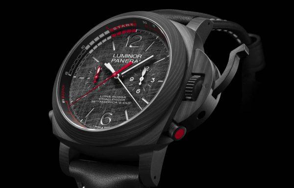 פנריי מציגה שלושה שעונים חדשים בסדרת הלומינור, לכבוד הטוענת לכתר במירוץ האמריקה קאפ