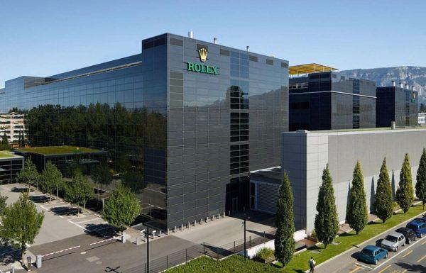 רולקס נבחרה לחברה המכובדת ביותר בעולם בשנה הרביעית ברציפות