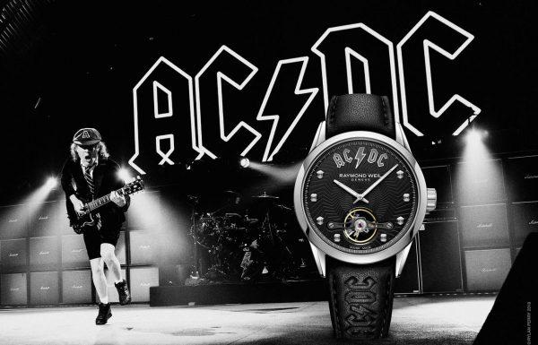 המחווה של ריימונד וויל ללהקת AC/DC, מאת כפיר חדד