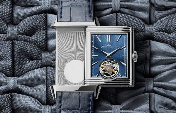 Jaeger-LeCoultre מציינת 185 שנה עם שעון רברסו טורבילון
