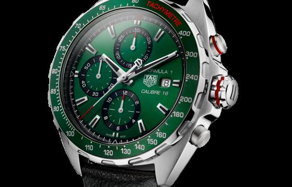 טאג הויר מציגה : פרומולה 1 Racing ירוק