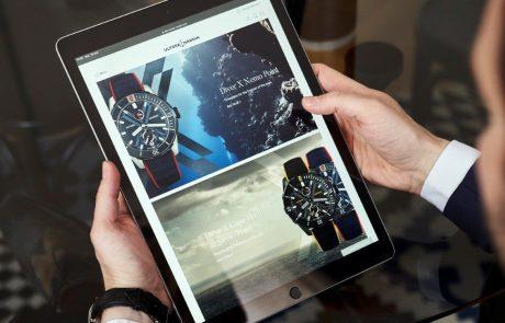 יוליס נרדין משיקה חנות מקוונת עם דגם בלעדי – DIVER X NEMO POINT