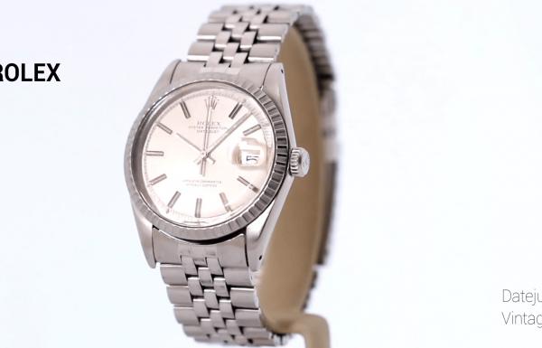 רולקס דייטג'אסט וינטג' 1601 Rolex Datejust Vintage