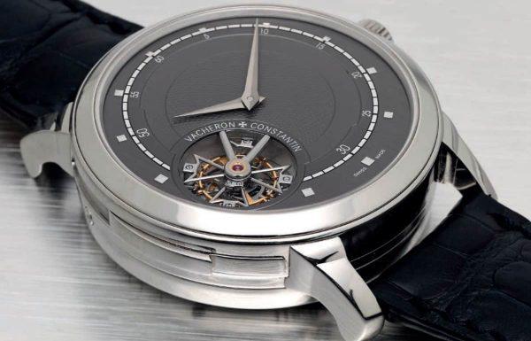 שעון הגרנד קומפליקציה הייחודי בעולם (?) מבית וושרון קונסטנטין