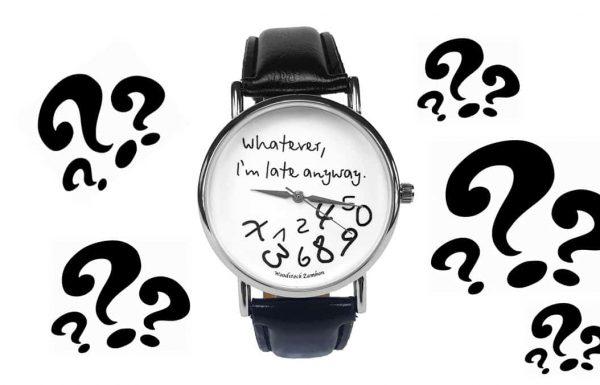 השעון שלכם מזייף? מה הסיבות ומה עושים