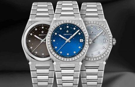 זניט Defy Midnight – שעונים חדשים בסדרת ה-Defy לנשים