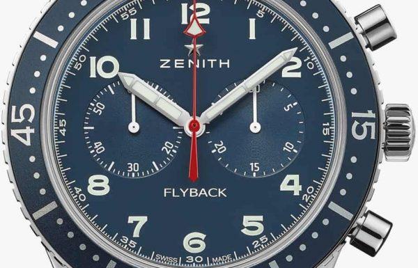 זניט Cronometro Tipo CP-2 USA Edition – עוד מהדורה מיוחדת של זניט