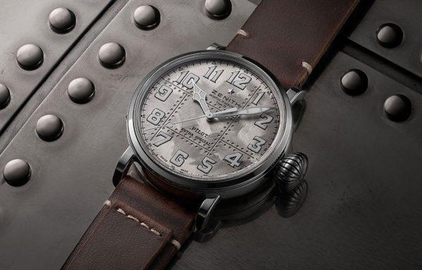 זניט משיקה שעון חדש בסדרת ה-Pilot Type 20 במהדורה מוגבלת