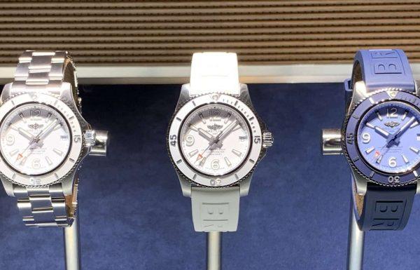 ברייטלינג 2019 – הדגמים החדשים מתערוכת השעונים באזל וורלד