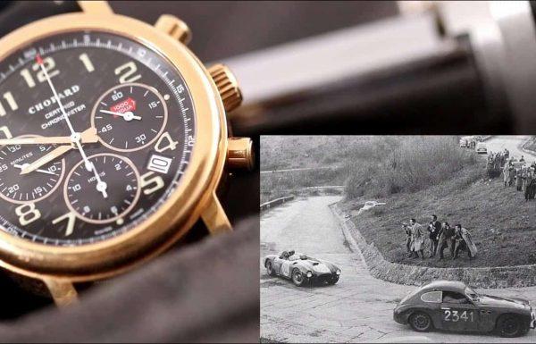 שופארד מילה מיליה זהב 18 קראט מהדורה מוגבלת 16/1252 Chopard Mille Miglia Solid Gold  – סקירת דגם מאת שי חי