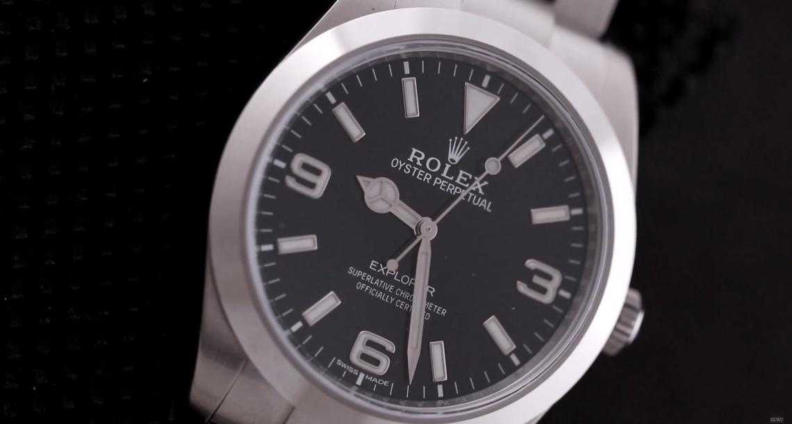 """רולקס אקספלורר 39 מ""""מ – Rolex Explorer 39mm 214270 MKII – סקירת דגם מאת שי חי"""