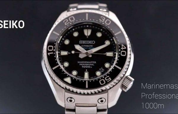 סייקו פרוספקס מארינמאסטר אוטומטי היי-ביט Seiko Prospex Marinemaster Automatic High Beat SBEX003 1000M