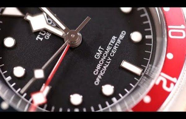 """טודור בלאק ביי GMT פפסי Tudor Black Bay GMT """"Pepsi"""" 79830RB – יום על היד מאת שי חי"""