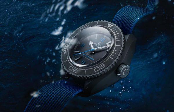 אומגה מציגה שעון צלילה עמיד לעומק של 15,000 מטרים