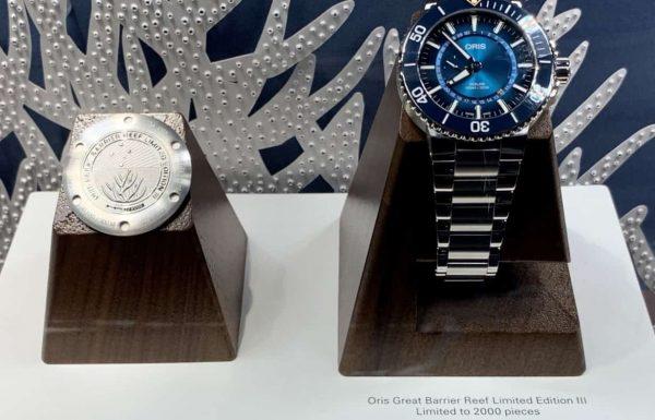 אוריס 2019 – הדגמים החדשים מתערוכת השעונים באזל וורלד