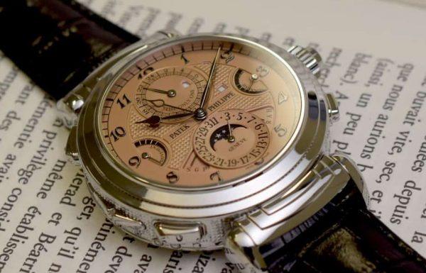 פטק פיליפ 6300A הופך לשעון היקר ביותר בעולם עם תג מחיר של 31 מיליון פרנקים שוויצריים