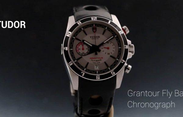 טודור גרנטור פלייבק כרונו Tudor Grantour Flyback Chronograph
