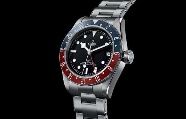 טודור בטעם פפסי : Black Bay GMT