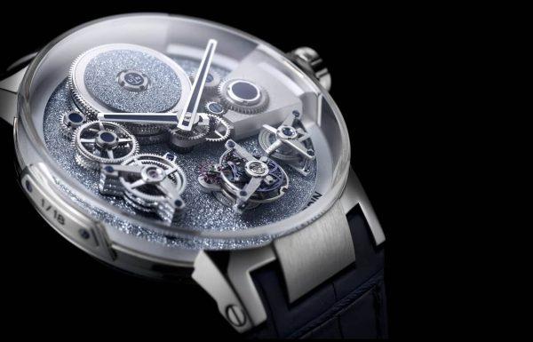 יוליס נרדין משיקה ארבעה שעונים חדשים בסדרת האקזקיוטיב Free Wheel