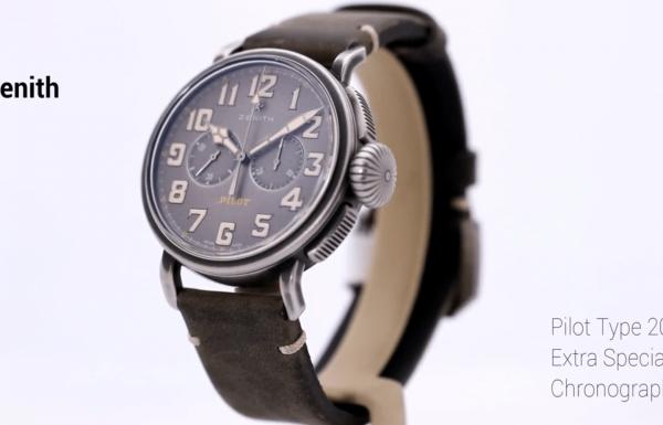 זניט פיילוט טייפ 20 אקסטרה ספיישל כרונוגרף-Zenith Pilot Type 20 Extra Special Chronograph